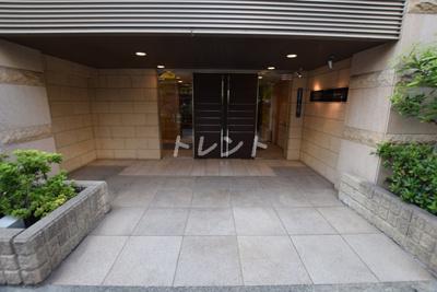 【エントランス】レジディア日本橋馬喰町