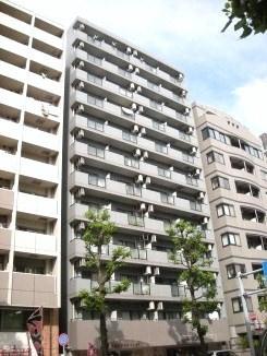 「関内駅徒歩5分の分譲賃貸マンションです」