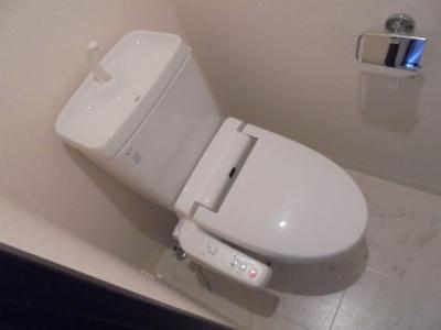 【トイレ】プライムレジデンス市川
