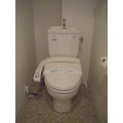 【トイレ】ブルーヘブン