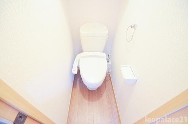 【トイレ】レオパレス羽衣