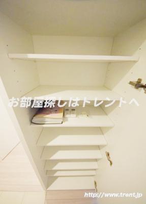 【玄関】ハーモニーレジデンス千代田岩本町