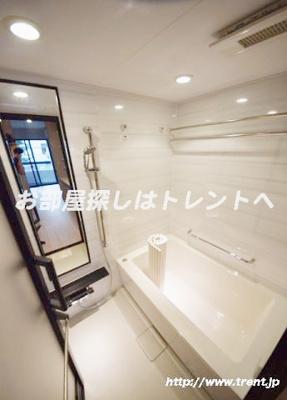 【浴室】ハーモニーレジデンス千代田岩本町