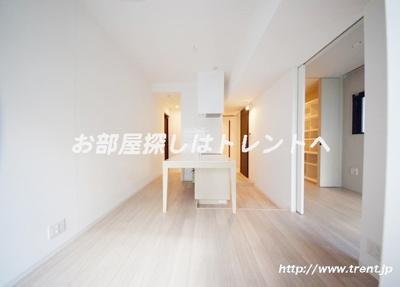 【居間・リビング】ハーモニーレジデンス千代田岩本町