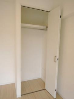 収納スペースです。※各居室