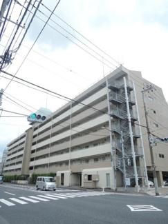 昭和48年築、106戸の大型コミュニティ