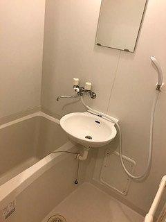 【浴室】レオネクストグリーングラス