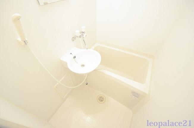【浴室】レオパレス羽衣