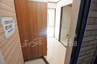 【玄関】ニューフレンドマンション