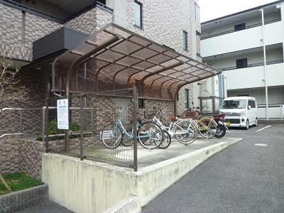 【その他共用部分】エバ-グリ-ン泉ヶ丘2号館