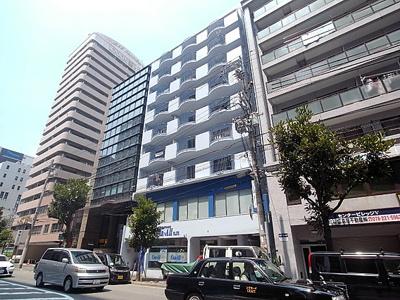 【外観】レバンガ三宮アパートメント
