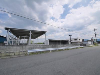 【外観】東九条町貸店舗