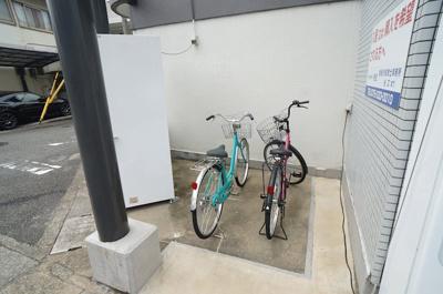 【駐車場】エスペランザ