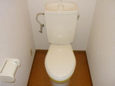 【トイレ】グランメ-ルA