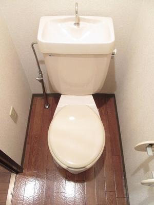 【トイレ】イーストパレス