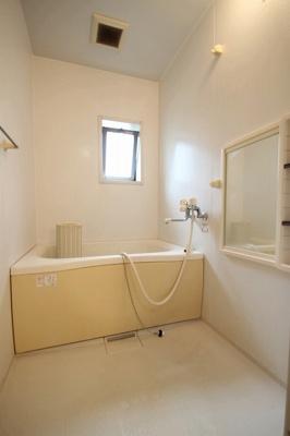 【浴室】グリーンハイツB棟