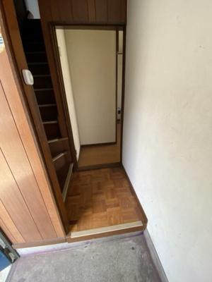 【玄関】栄通18丁目 1棟アパート