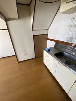 【キッチン】栄通18丁目 1棟アパート