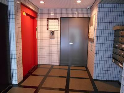 【ロビー】ピュアシティ東神奈川