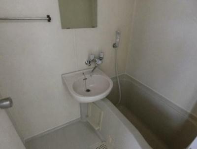 【浴室】ピュアシティ東神奈川