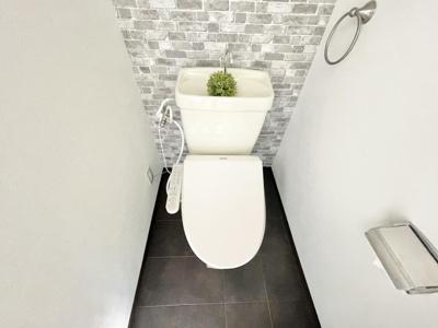 【トイレ】ノーブル国分