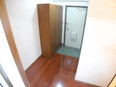【玄関】NCCマンション