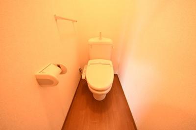 【トイレ】リビングタウン南方 B棟