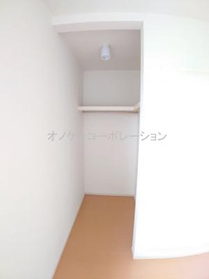 【収納】レジデンス別所