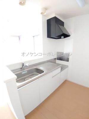 【キッチン】レジデンス別所