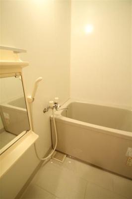 清潔感あるお風呂♪