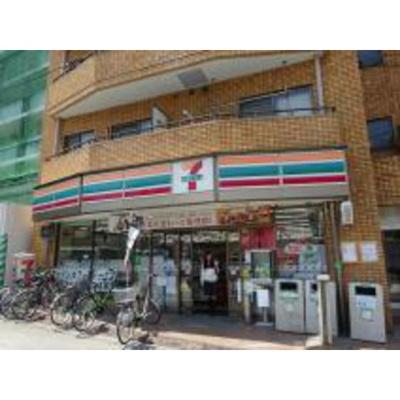 コンビニ「セブンイレブン和泉店まで489m」