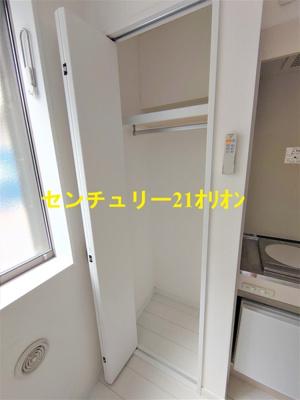 【収納】クラッセ練馬III-1F
