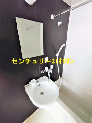 【洗面所】クラッセ練馬III-1F