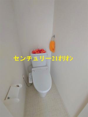 【トイレ】クラッセ練馬III-1F
