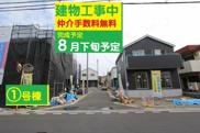 Cradle garden東大和市桜ケ丘第2 全7棟の画像