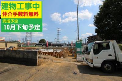 【外観】Cradle garden東村山富士見町第17 全2棟