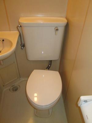 【トイレ】メゾンクリタ