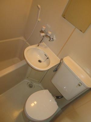 【浴室】メゾンクリタ