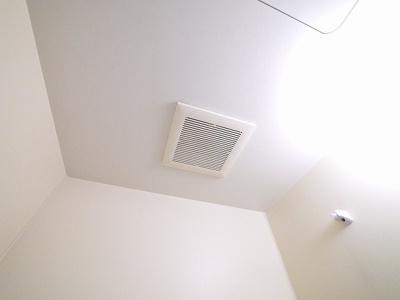浴室内換気扇