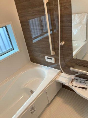 【浴室】ハーモニータウン南区長住2丁目3期1号棟 4LDK