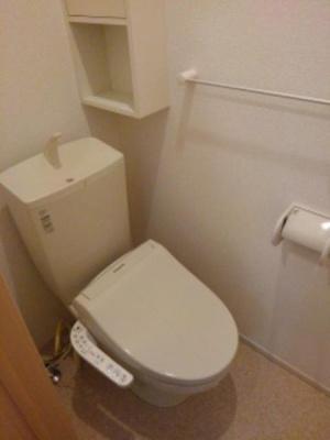 【トイレ】サニーコーラルⅡ