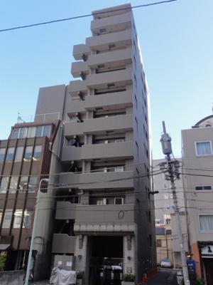 【外観】パレステュディオ東京八重洲通り