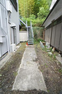 【エントランス】勧修寺福岡町325-2