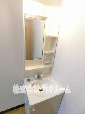 【洗面所】メイゾン平岡