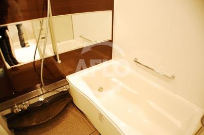 大阪ひびきの街ザ・サンクタスタワー バスルーム
