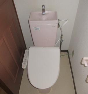 【トイレ】井野マンション