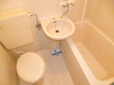 【浴室】スカイコート中村橋