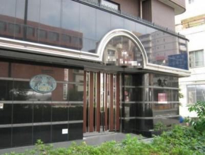 【エントランス】グリフィン横浜戸部駅前
