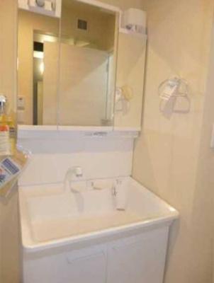 【洗面所】A Laise 浴室乾燥機 追炊き 独立洗面台