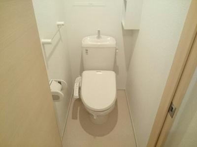 【トイレ】オーシャンヒルⅡ